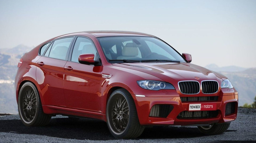 Nowack Motors Bumps BMW X6 M up to 715 hp
