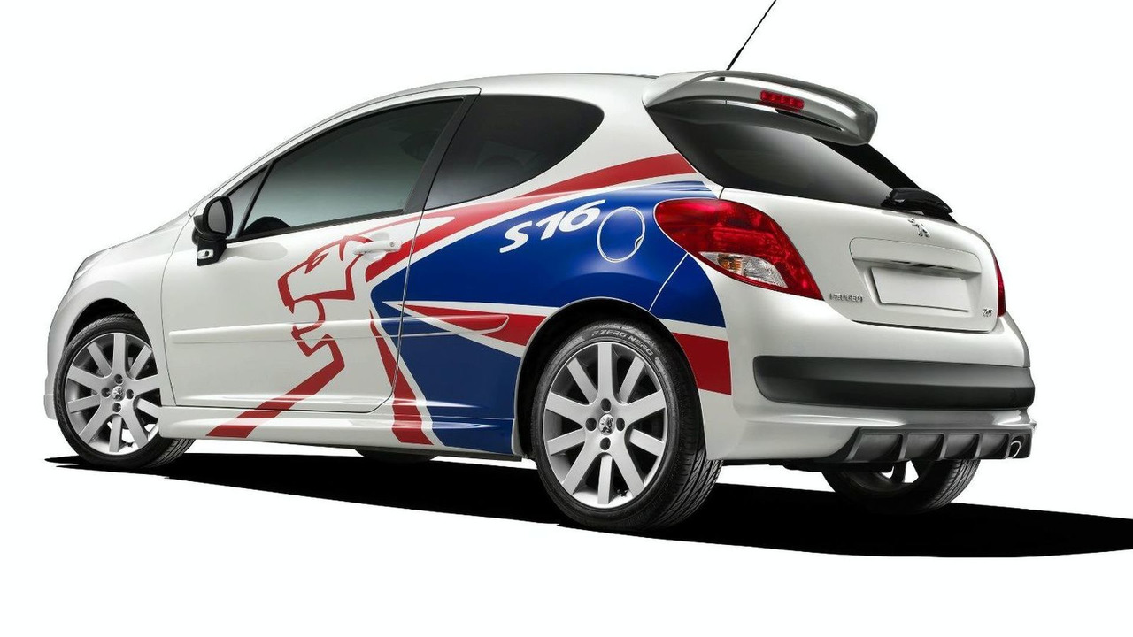 Peugeot 207 S16 Special Edition