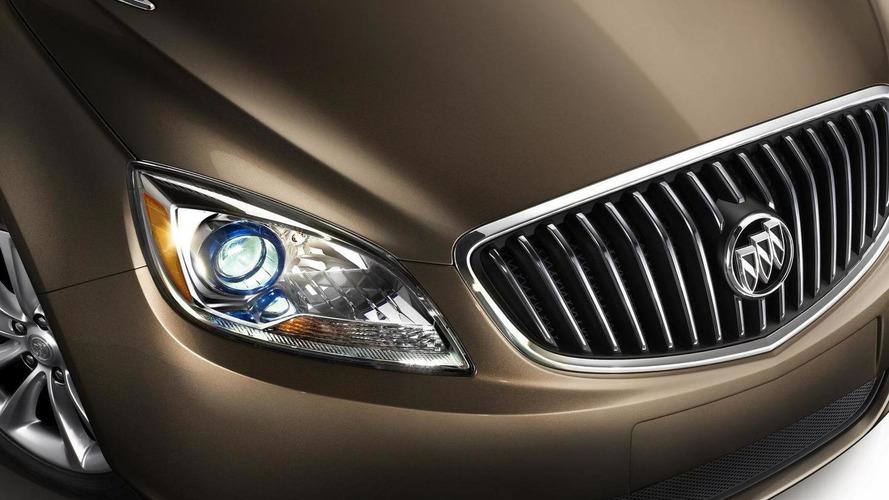 2012 Buick Verano specs leaked