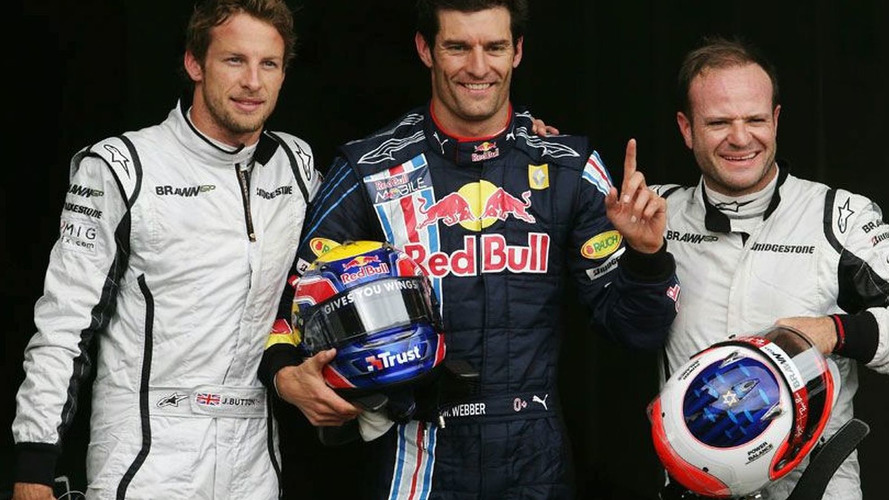 2009 German grand prix qualifying results [SPOILER]
