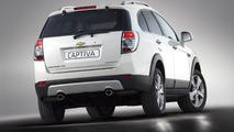 2011 Chevrolet Captiva facelift 13.09.2010
