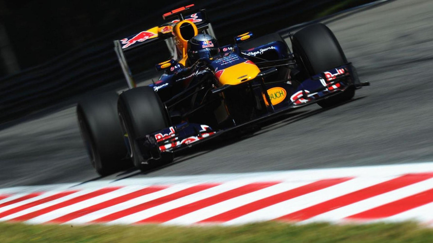 Flexible cars saga did not slow Red Bull - Newey