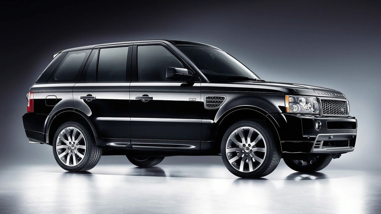Range Rover Sport Stormer Edition