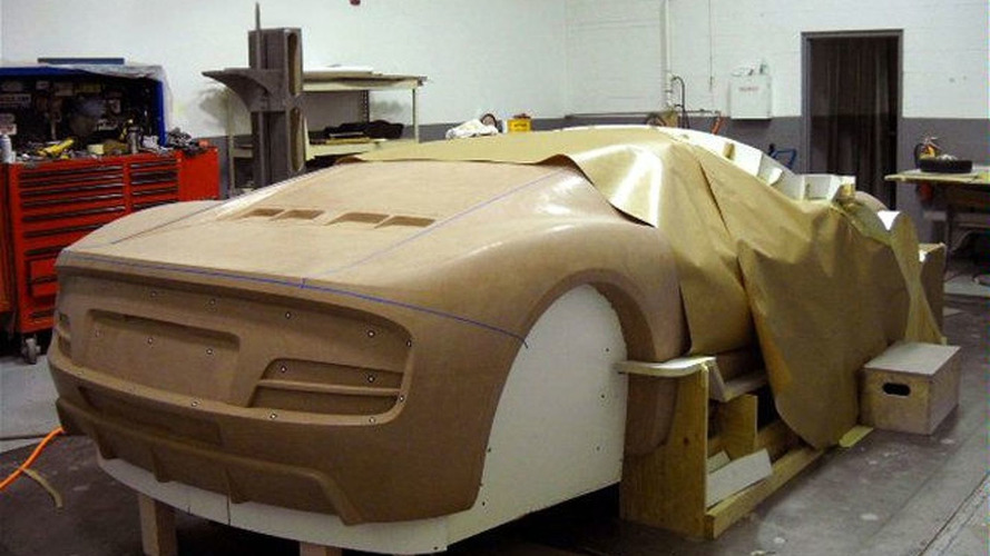Revenge Designs Verde Supercar Teased Ahead of Detroit Premiere