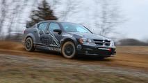 Dodge Avenger rally car