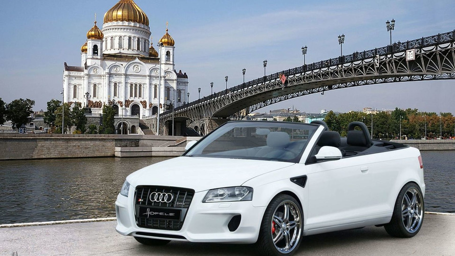 Hofele GTS-Look for Audi A3 Cabrio released