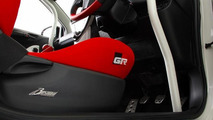 Toyota iQ GRMN Racing Concept unveiled [video]