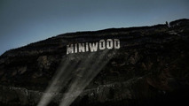 MINIWOOD Projection over Geneva 03.03.2010