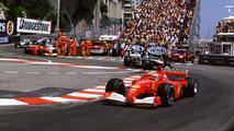 2001 Scuderia Ferrari Marlboro F2001 (Photo Credit: LAT Images)
