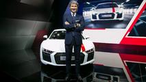 Stephan Winkelmann, CEO quattro GmbH