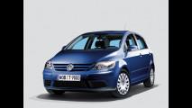 Volkswagen Golf Plus Blue-T