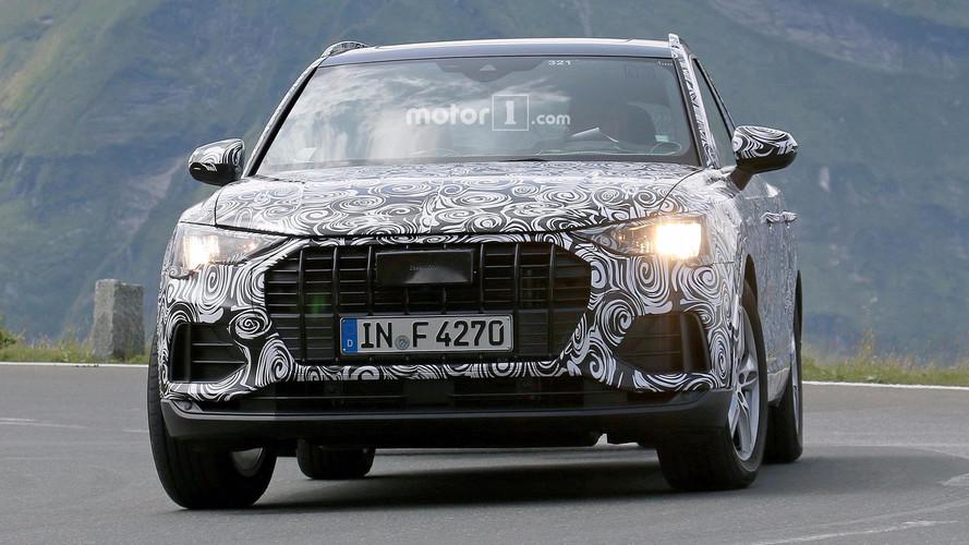 New 2019 Audi Q3 spy photos