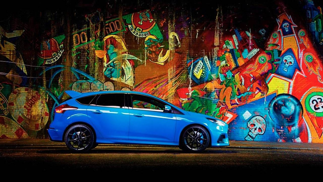 2 - Ford Focus RS Mountune M400 : 400 ch