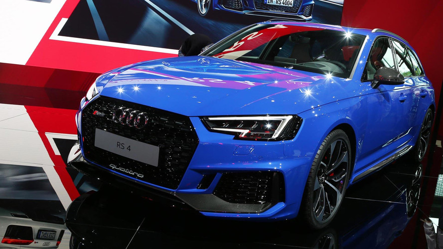2018 Audi Rs4 Avant Motor1 Com Photos