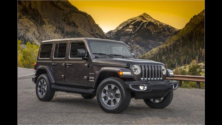 Die neue Generation des Jeep Wrangler