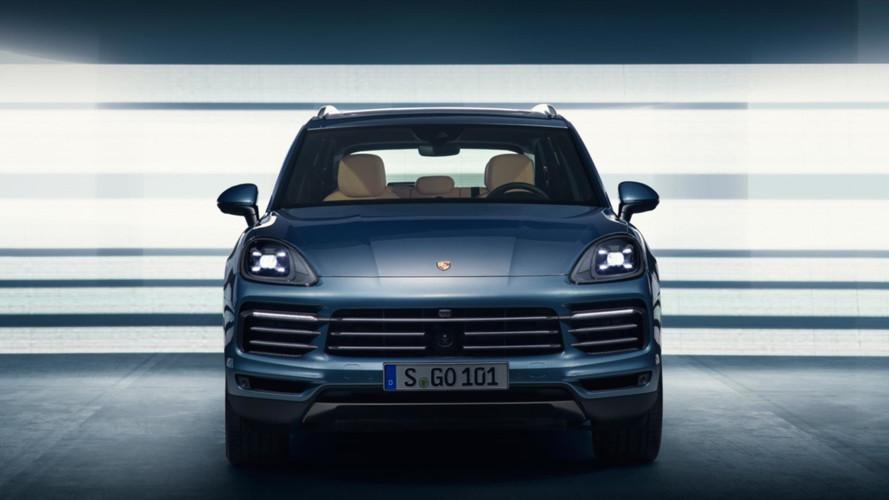 Porsche Cayenne 2018 - Fotos vazadas