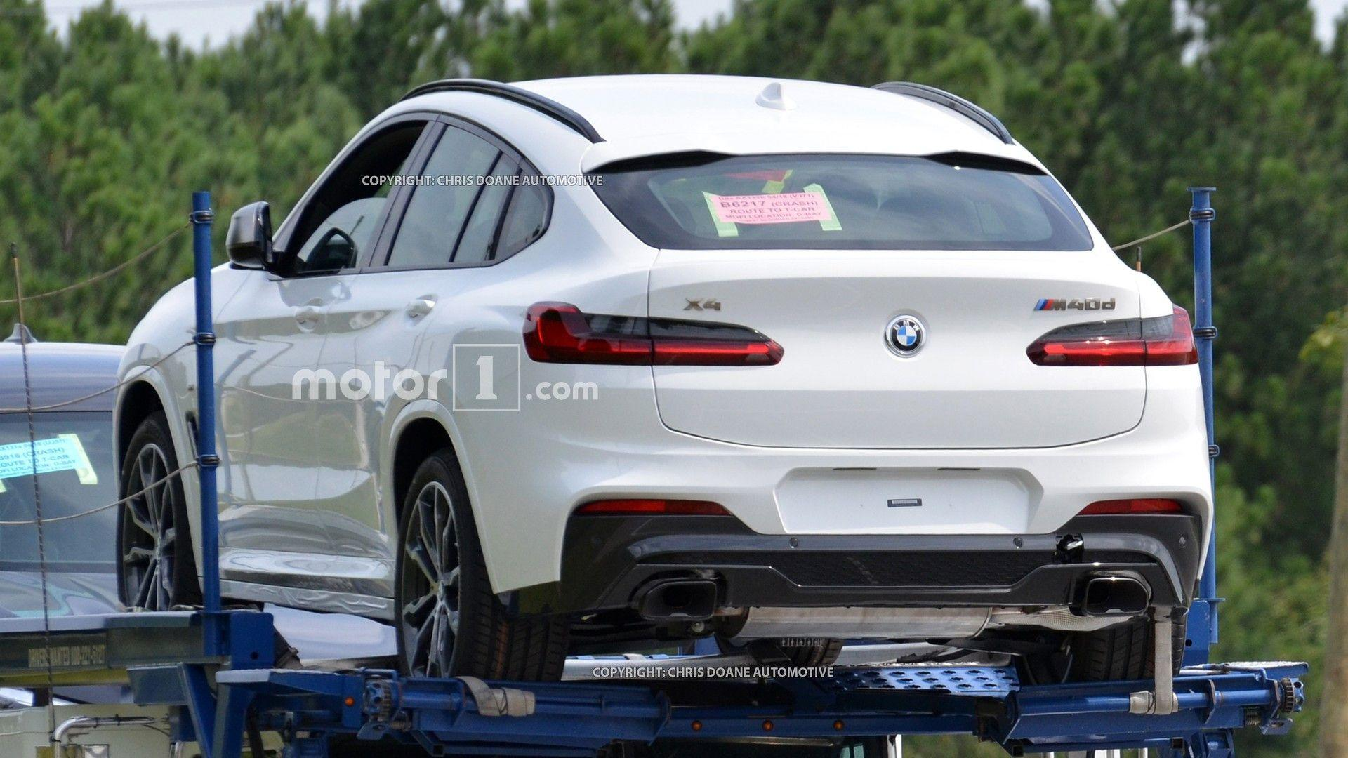 2019 bmw x4 spotted sans camouflage. Black Bedroom Furniture Sets. Home Design Ideas