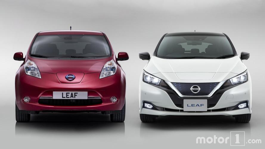 Nissan, 300.000'inci Leaf'i teslim etti