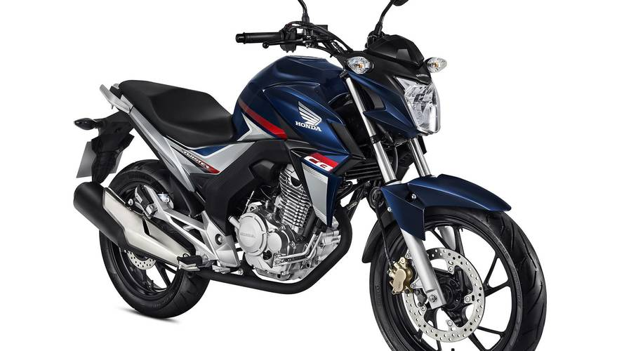 Honda CB Twister 2018