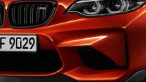 BMW M2 Competition render