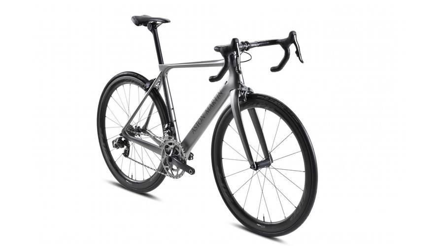 Aston Martin'in yeni hafif bisikleti 107 adetle sınırlandırılacak