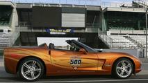 Indy 500 Pace Car Replica Corvette Convertible