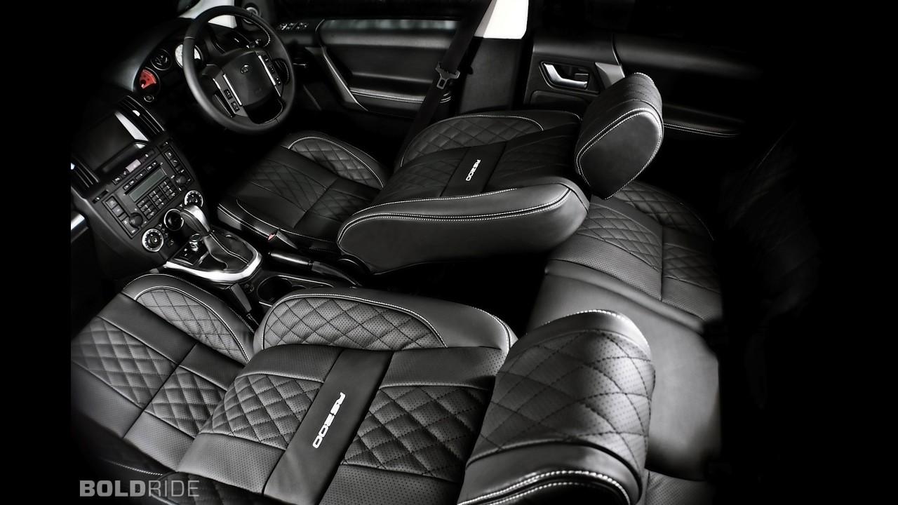 A. Kahn Design Land Rover Freelander RS200