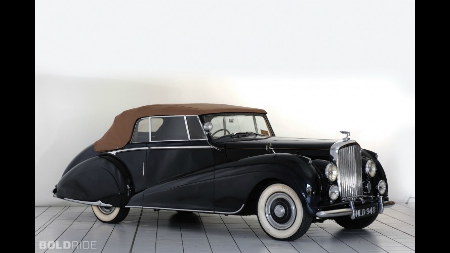 Bentley R-Type Cabriolet by Park Ward