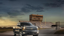 2014 Chevrolet Silverado Texas Edition 08.5.2013