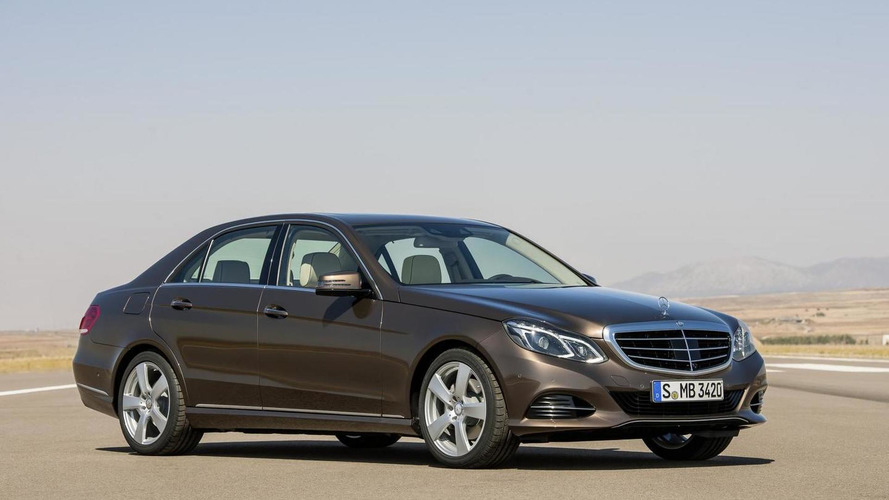 Mercedes E400 Turbo coming next year - report