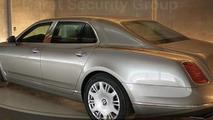Bentley Mulsanne Paragon by Duchatelet