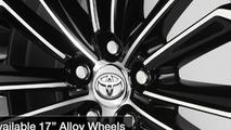 2014 Toyota Corolla 17-inch alloy wheels