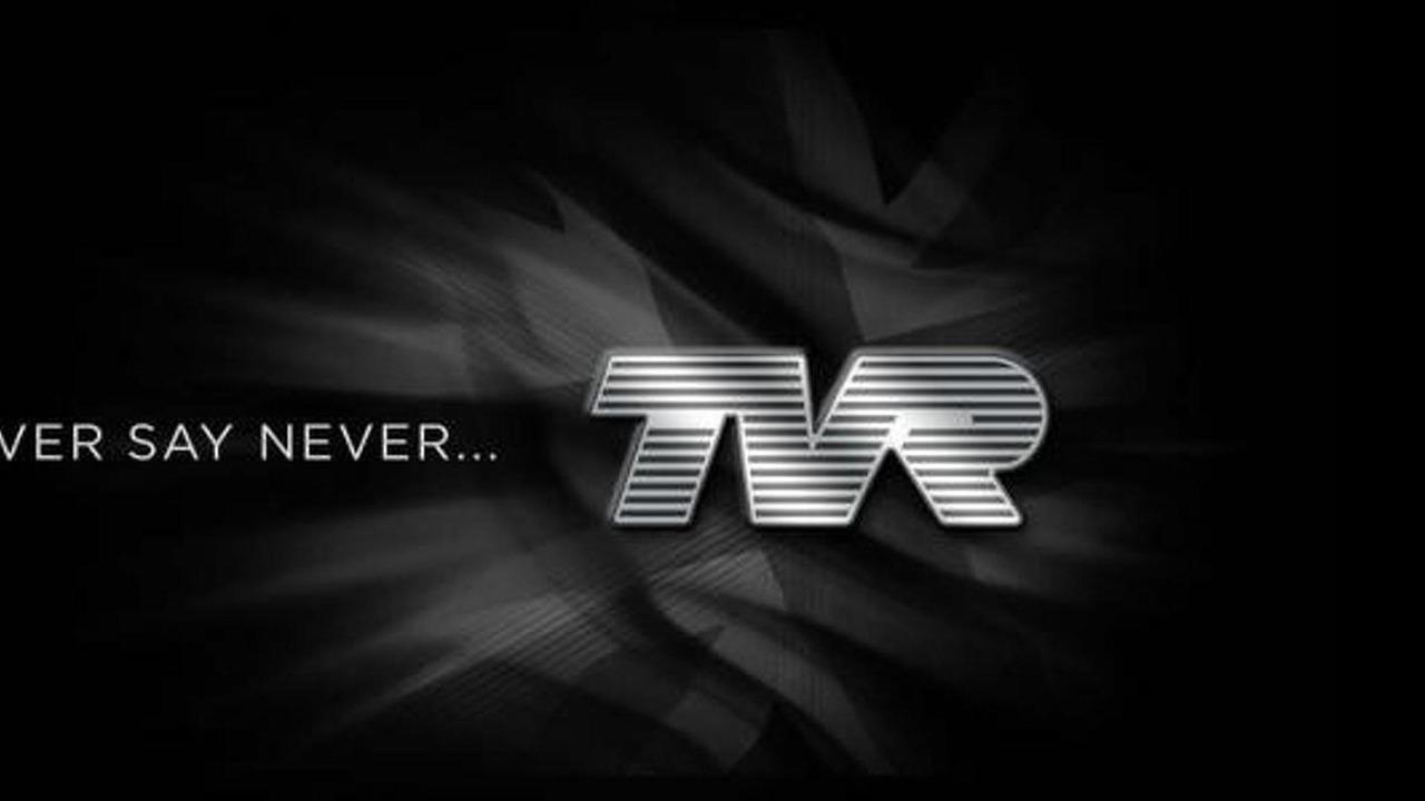 TVR teaser image 05.6.2013
