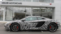 McLaren MP4-12C Greenwich special edition