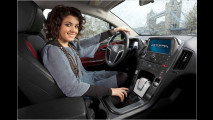 Katie Melua fährt Opel