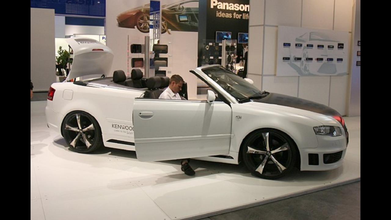 Das Audi A4 Cabrio im Style von Kenwood