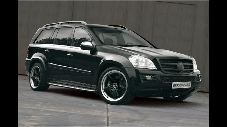 Kicherer GL 42 Black Line: Mehr Power für den Mercedes GL