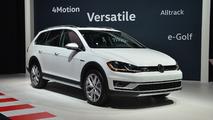 2018 Volkswagen Golf ailesi (A.B.D. versiyonu)