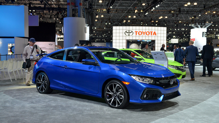 2017 Honda Civic Si Starts At $24,775