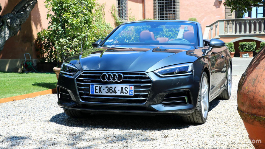 Audi A5 Cabriolet (2017)