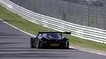 McLaren P1 GTR LM Video