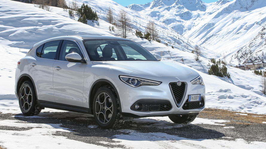 Dos motores más para el Alfa Romeo Stelvio 2017