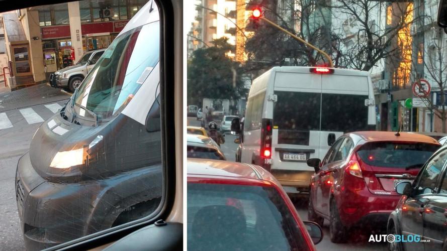 Fiat testa Ducato europeia (nova geração) em Buenos Aires