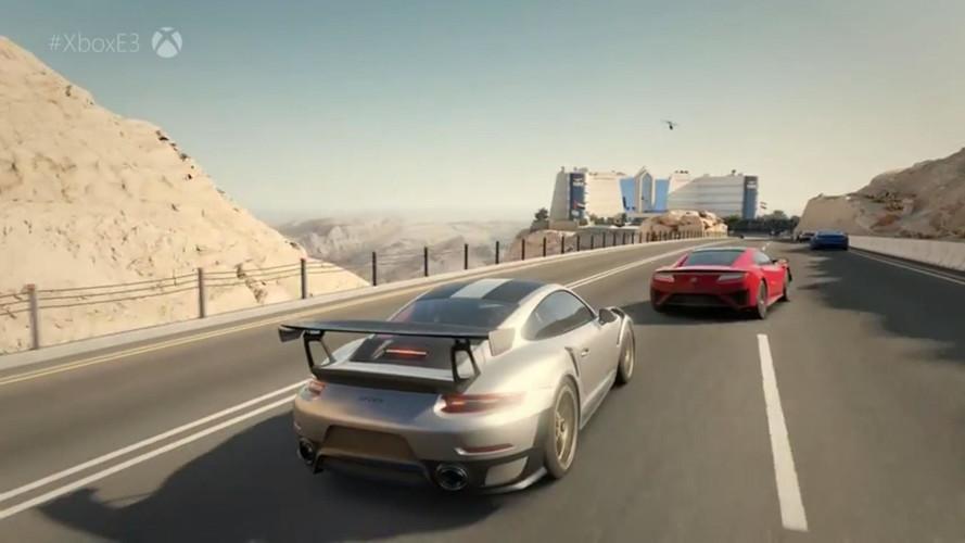 Porsche 911 GT2 RS 2018 na E3