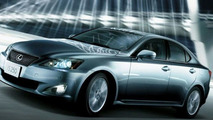 Lexus IS Facelift