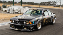 BMW 635 CSi Black Beauty