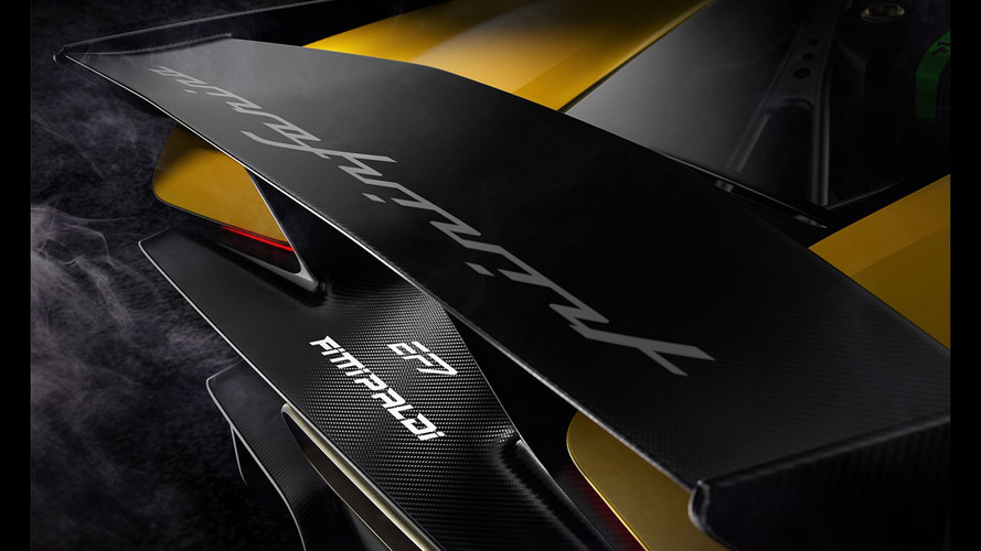 Fittipaldi EF7 flaunts massive carbon rear wing in latest teaser