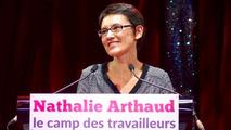 Dossier présidentielles 2017 Nathalie Arthaud