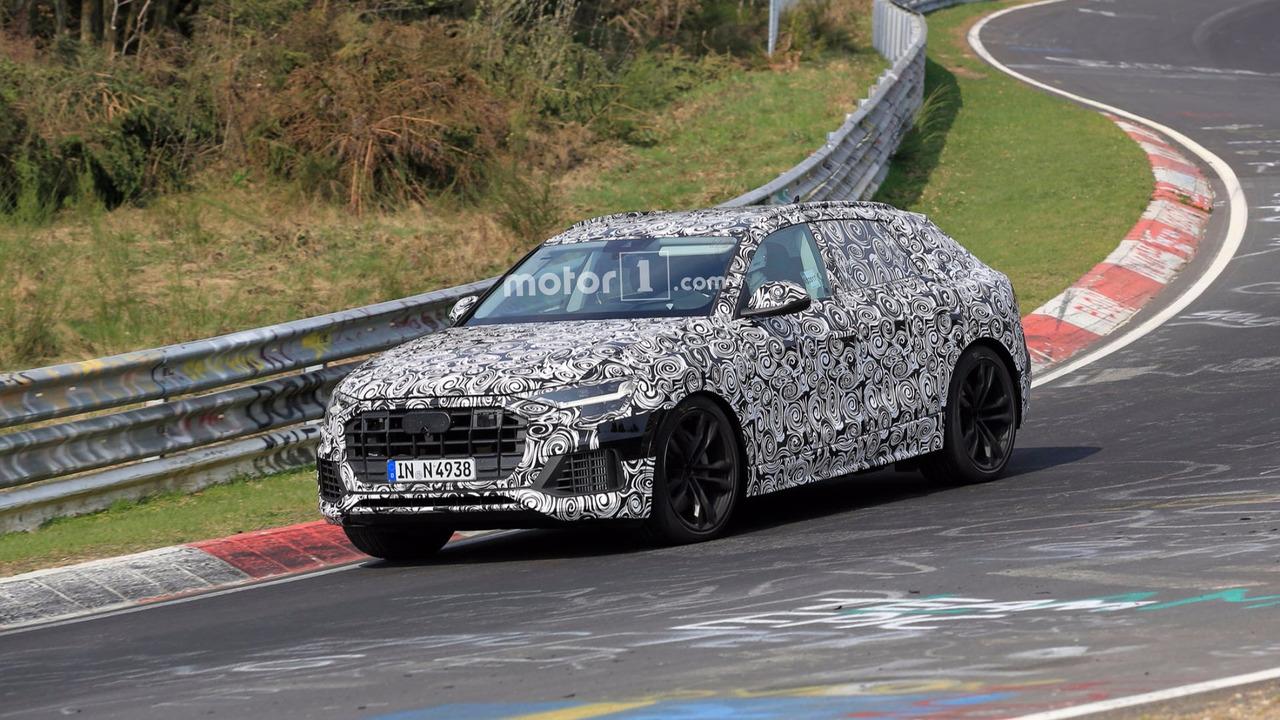 Spy-News на завтра: купе-внедорожник Audi Q8 – 2018