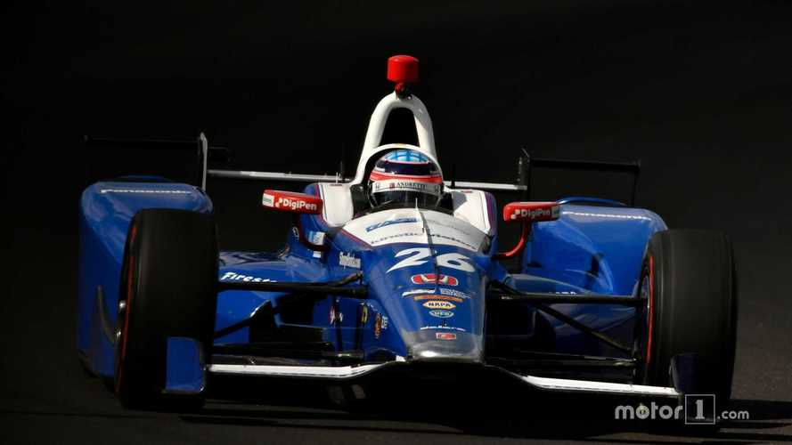 Indy 500 - Race Results